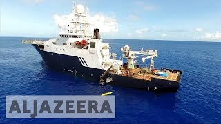 Wreckage of USS Indianapolis found after 72 years - ALJAZEERAENGLISH