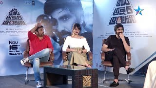 Ravi Teja, Ileana & Srinu Vaitla Special Interview on #AmarAkbarAnthony - MAAMUSIC