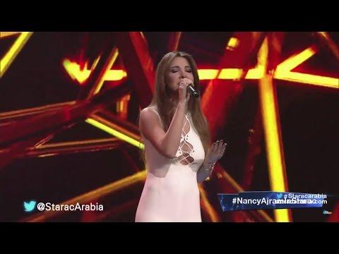 نانسي عجرم و حنان الخضر - مقسومة نصين - البرايم 11 من ستار اكاديمي 11