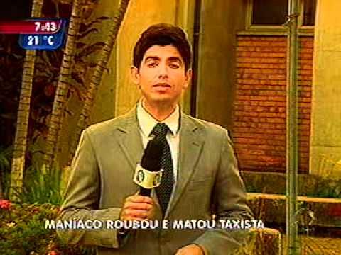 Repórter Maicon Mendes   EXCLUSIVO Maníaco de Contagem Provoca Gritaria em Fórum