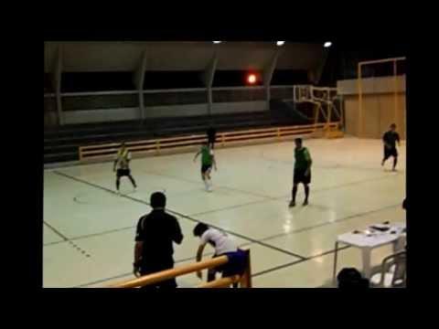 SERÁ FC 1 x 2 REBUCETEIO - 1° TEMPO
