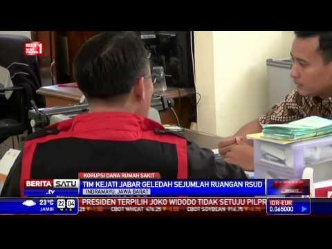 KPK Geledah Kantor Dirut RSUD Indramayu