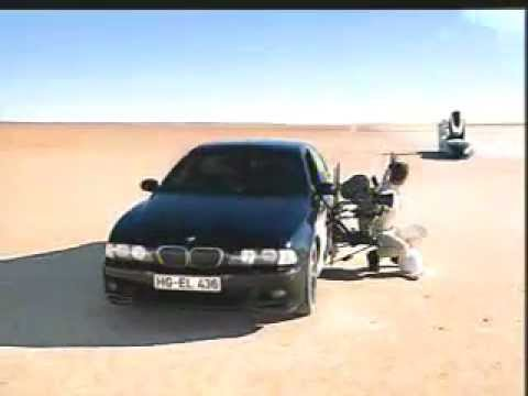Best BMW M5 TV Ad + Funny 2012 - Powered by The Mobile Casino Channel