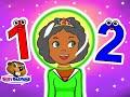 "Princess 123s ""Sings to 30"" | Kids Song, Learn Counting Numbers, Teach Babies & Kindergarten"