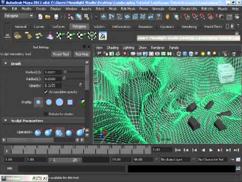 Uv mapping and rendering of a 3d character using maya - wanpoint