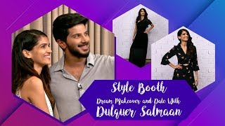 Myntra loyalist gets her dream makeover and scores a date with Dulquer Salmaan | Myntra Style Booth - ZOOMDEKHO