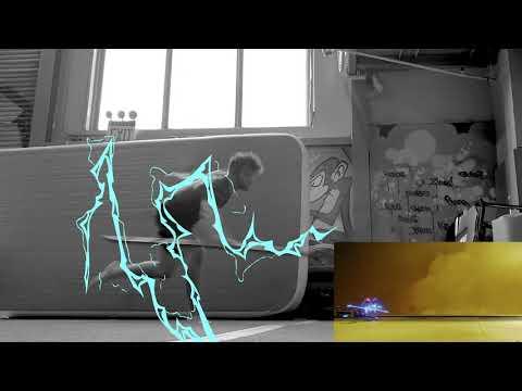 Full Arcstrider Animations IRL