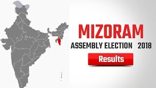 Mizoram Assembly Election Result 2018: MNF Leads, Cong Trail - ITVNEWSINDIA