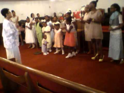 First Pentecostal Holiness Choir