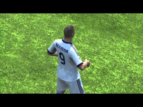 FIFA13 Gameplay Barcelona Vs Real Madrid ESPN - Fifaallstars.com