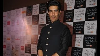 INTERVIEW : Manish Malhotra at the Lakme Fashion Week - BOLLYWOODCOUNTRY