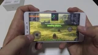 Xiaomi Redmi note 4. Обзор и тесты игр