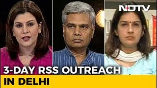 Should Opposition Be In A Dialogue With RSS? - NDTV
