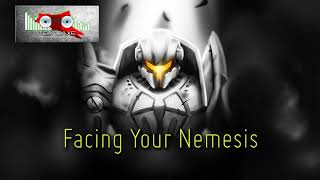Royalty Free Facing Your Nemesis:Facing Your Nemesis