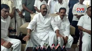TRS Home Minister Nayani Narsimha Reddy Sensational Comments On Congress & TDP Govt | CVR NEWS - CVRNEWSOFFICIAL