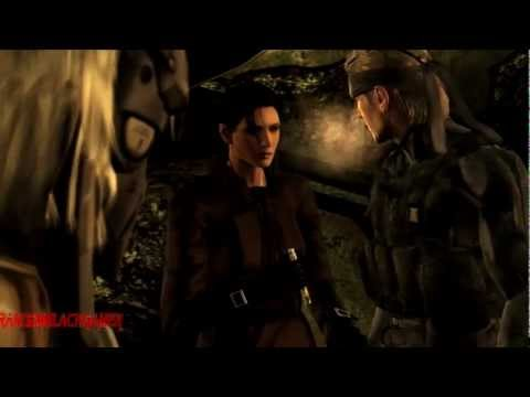 Metal Gear - Solid 4 - All Cutscenes/ Movie part 2 in HD
