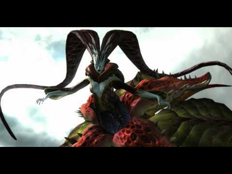 Devil May Cry 4 Cutscenes   62   Dante and Echidna HD 1080p