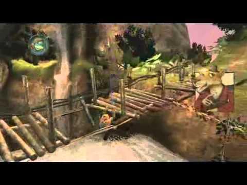 TMNT - Wojownicze Żółwie Ninja - Poziom 01 [Tajemnicza dżungla]
