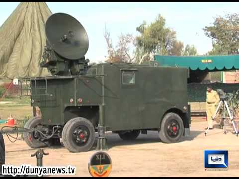 Dunya News-Pakistan Day: Artillery show to take place in Peshawar after 8 years