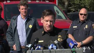Search for Bodies Continues Amid California Inferno - VOAVIDEO