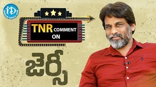 TNR Comment On Jersey Movie | TNR Exclusive Review #27 | #Jersey | #TNRReview - IDREAMMOVIES