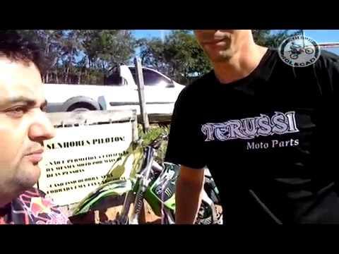 Trilha de moto - Equipe Molecada - video 37