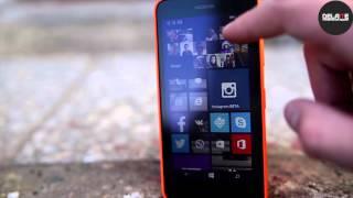 Обзор Nokia Lumia 630 Dual Sim