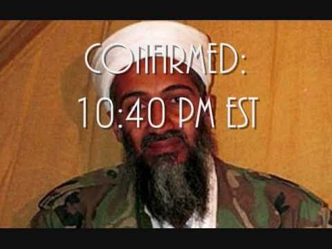 Osama Bin Laden CONFIRMED DEAD - Breaking News