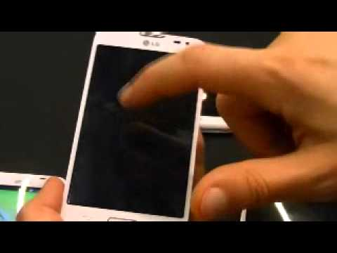 The new LG Electronics Mobile World Congress 2014