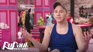 Trixie Mattel on Overcoming Fear & Reaching Her Full Potential | RuPaul's Drag All Stars - VH1
