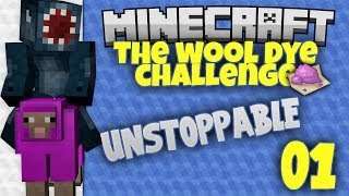 watch the youtube video Minecraft Xbox - Wool Dye Challenge - Unstoppable [1]