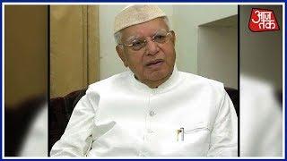 BREAKING NEWS: नहीं रहे UP और Uttarakhand के पूर्व मुख्यमंत्री ND Tiwari - AAJTAKTV