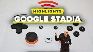 Google GDC 2019 gaming announcement highlights in under 9 mins - CNETTV