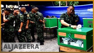 🇹🇭 Thailand elections: Military-backed party takes lead | Al Jazeera English - ALJAZEERAENGLISH