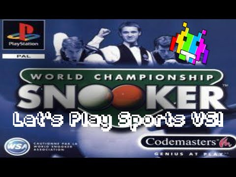 World Championship Snooker - Blue Ball - Let's Play Sports VS!