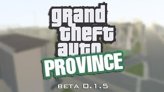 Обзор GTA Province beta 0.1.5