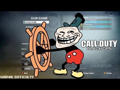 Wild Squeaker Appears! (Black Ops Trolling)