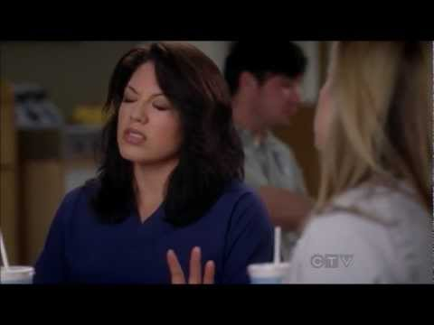 Callie and Arizona moments PART 2 (8x18,April 5th,2012)