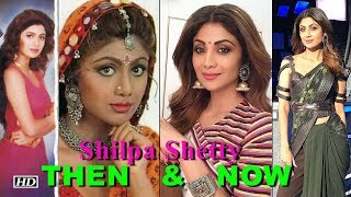 Shilpa Shetty Then and Now | DEFENDS her complexion - IANSLIVE