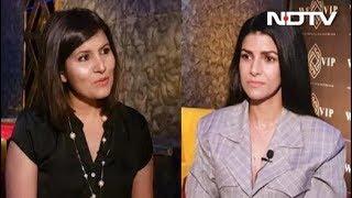 Nimrat Kaur On How She Dealt With Misogynist Landscape In 'Test Case' - NDTV