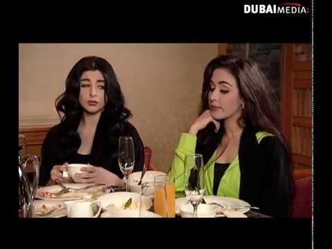 مسلسل ملحق بنات الحلقه السادسه عشر 16