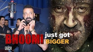 Sanjay Dutt's 'Bhoomi' just got BIGGER - BOLLYWOODCOUNTRY