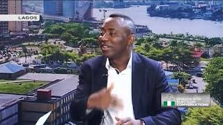 Nigeria 2019 elections: Omoyele Sowore Presidential candidate African Action Congress - ABNDIGITAL