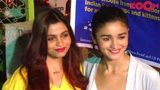 Alia Bhatt Applauds Sister Shaheen Bhatt For Battling With Depression - ZOOMDEKHO