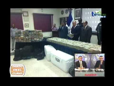 DANDO EN EL CLAVO TV 15 DE ABRIL 2013- 4 DE 5