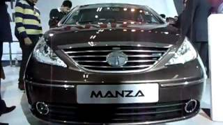 Manza Nova at Auto Expo 2012
