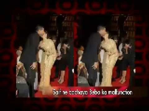 Amitabh Bachchan runs away from rekha