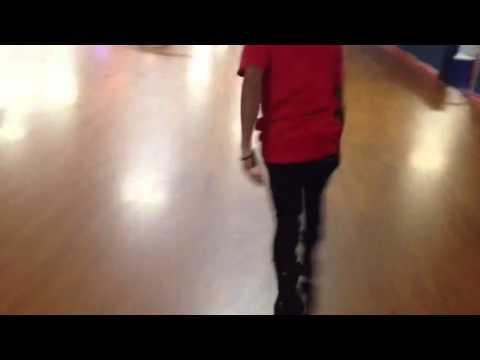 Barron aka Toybox JB skating