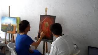 331 MERYEM KIZILYER PIRLAK RESİM KURSU TÜRKİYE ADANA