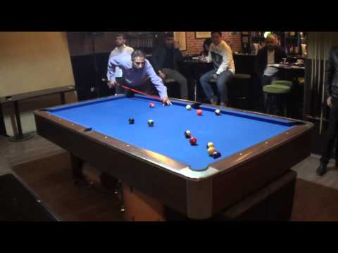 Jalil vs Yasim (Baku Pool League 2014)